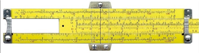 Illustrated Self-Guided Course On How To Use The Slide Rule